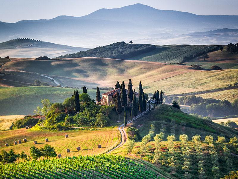 Reiseziel Italien