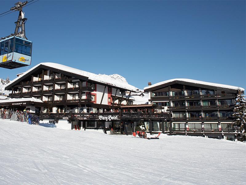 Burg Hotel Lech