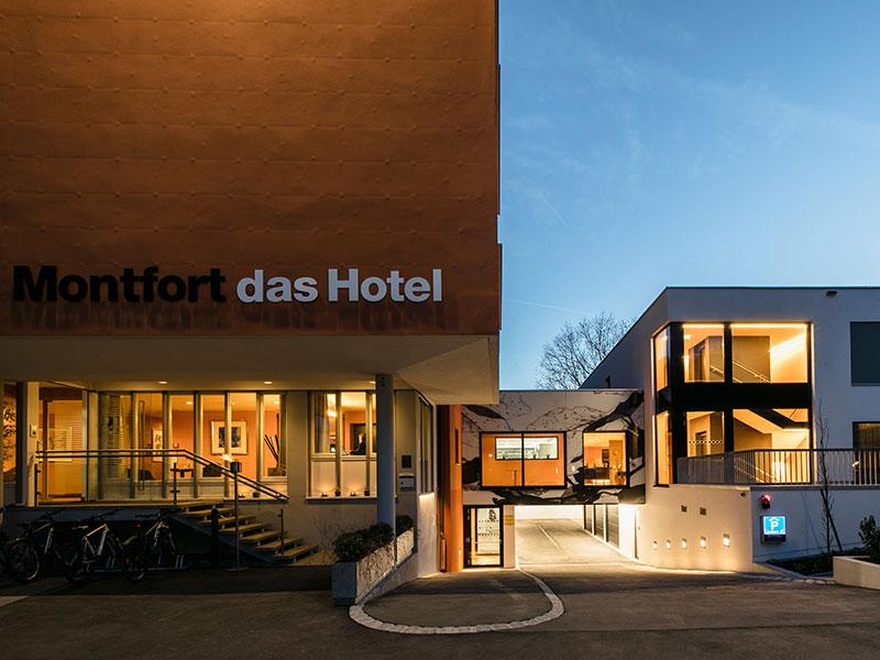 Montfort - das Hotel GmbH